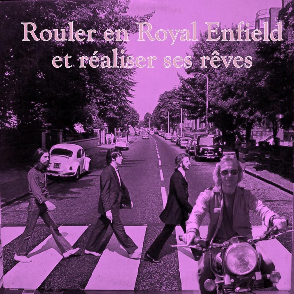 Beatles moto