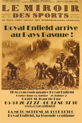 Royal Enfield Pays Basque Miroir des Sports cross [640x480]