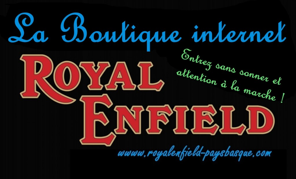 Boutique ROYAL ENFIELD