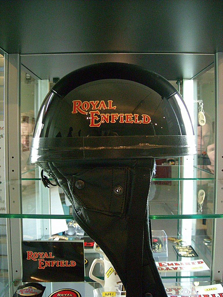 Davida classic Royal Enfield
