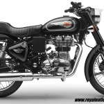 la bullet standard noire royal enfield pays basque. Black Bedroom Furniture Sets. Home Design Ideas