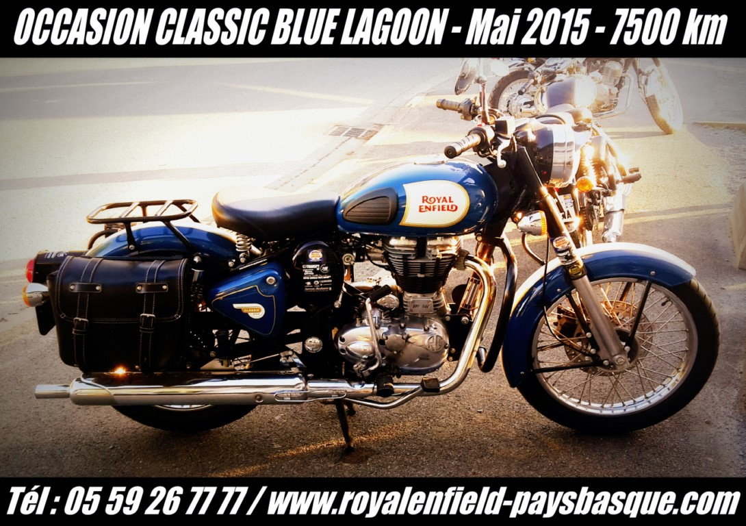 Occasions royal enfield pays basque royal enfield pays for Royalenfieldlesite
